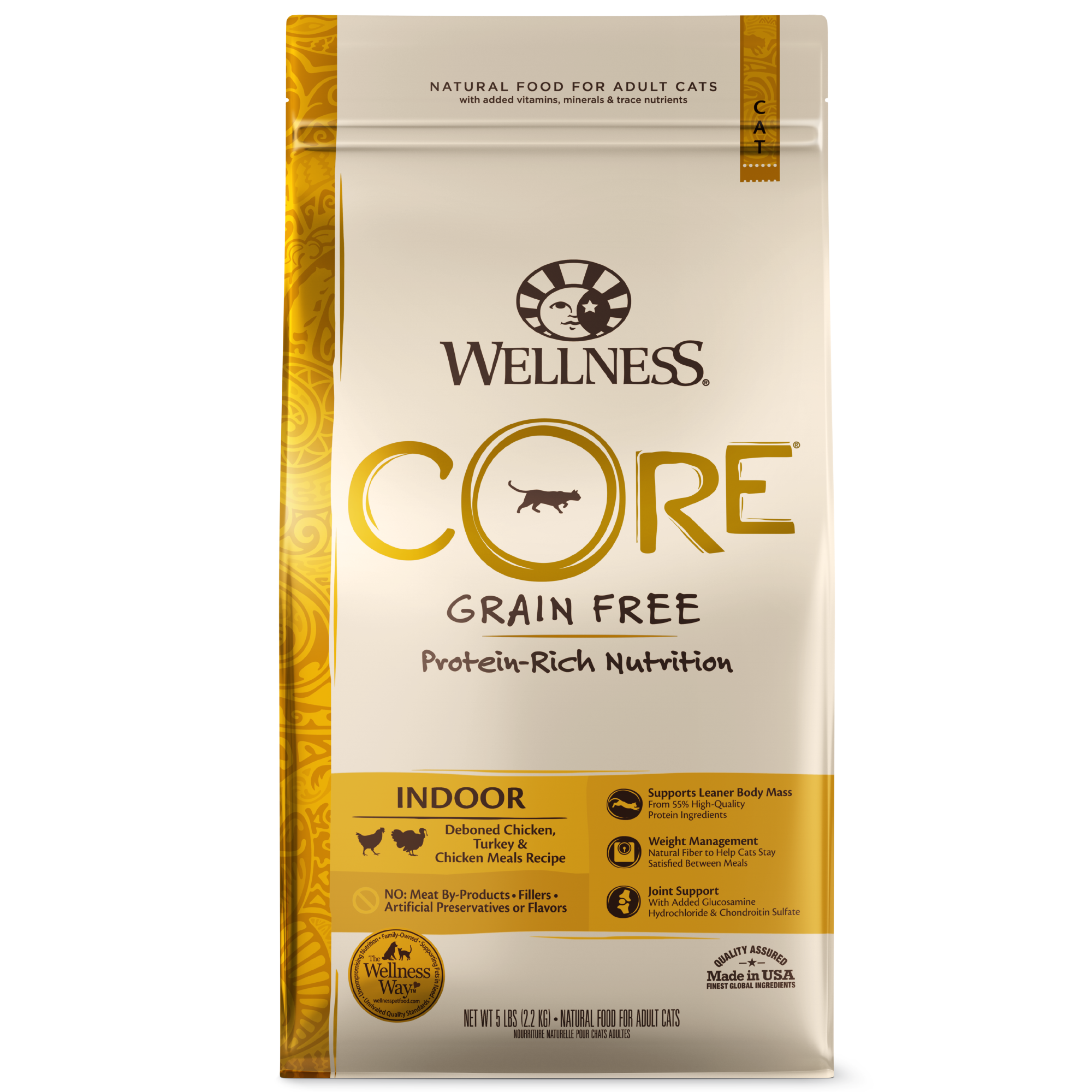 Wellness Core 174 Indoor Deboned Chicken Turkey And Chicken