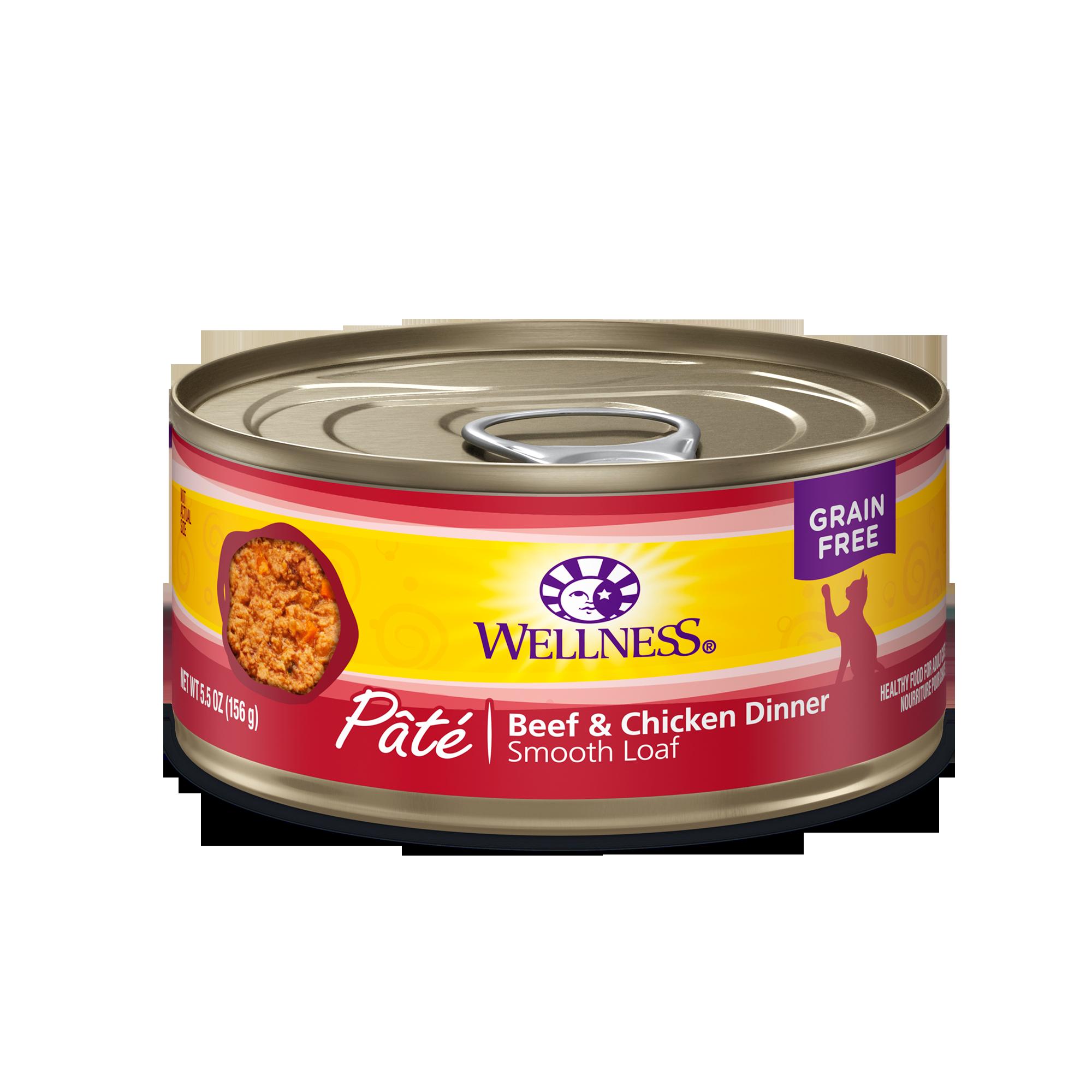 Wellness Chicken Pate Cat Food
