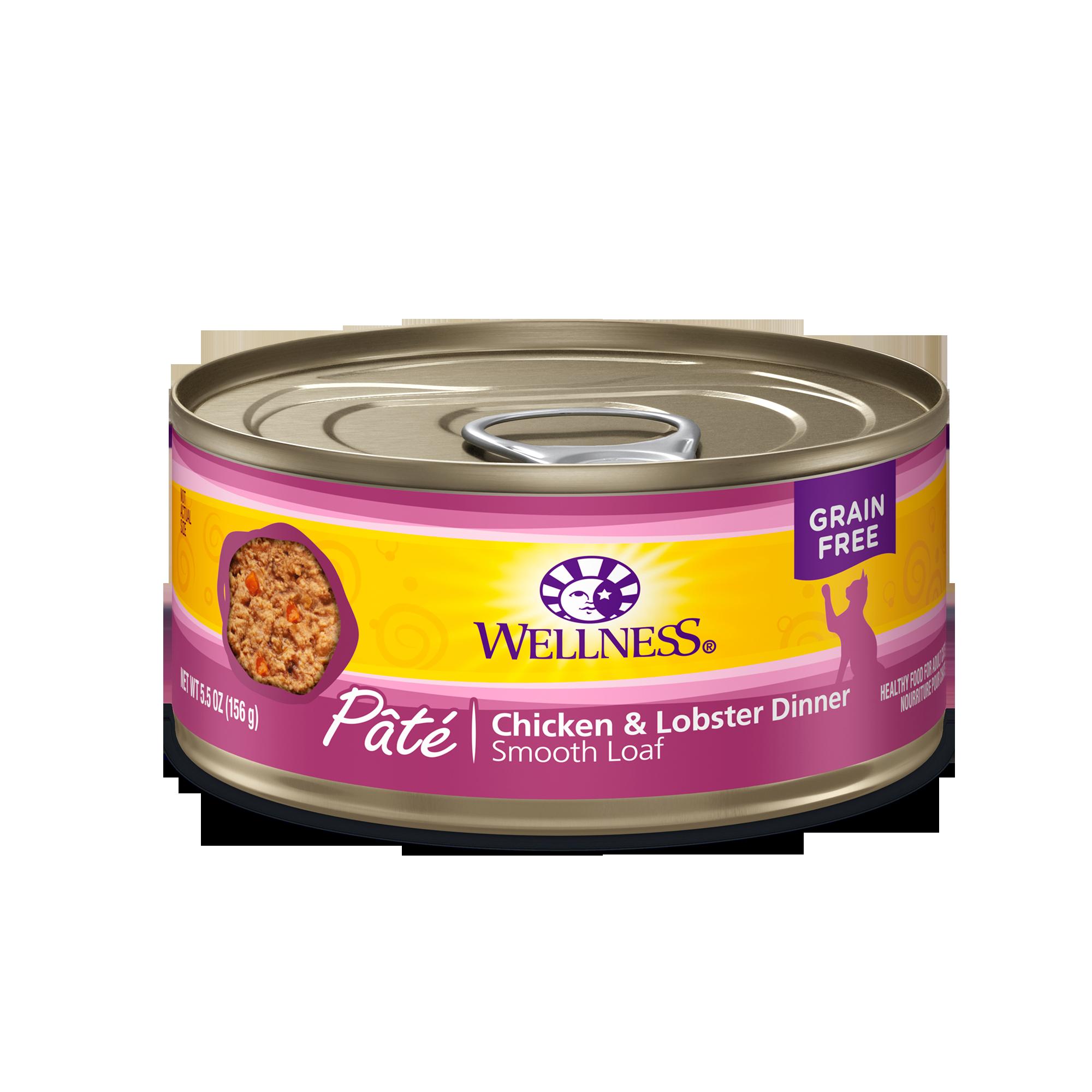 Z D Cat Food Ingredients
