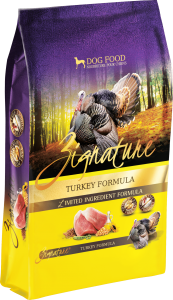Zignature Turkey Kibble