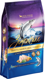 Zignature Trout & Salmon Kibble