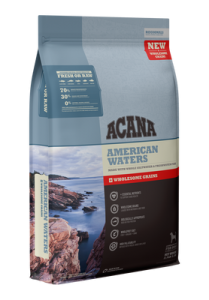 Acana American Waters with Wholesome Grains Kibble