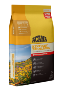 Acana Kentucky Farmlands with Wholesome Grains Kibble