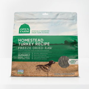 Homestead Turkey Freeze Dried Raw