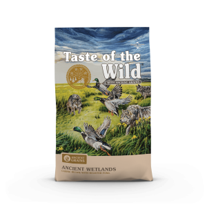 Taste of the Wild Ancient Wetland Kibble