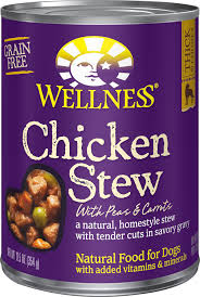 Wellness Homestyle Chicken Stew
