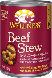 Wellness Homestyle Beef Stew