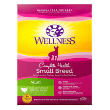 Wellness Complete Health Small Breed (Turkey & Oatmeal)