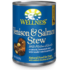 Wellness Homestyle Venison & Salmon Stew