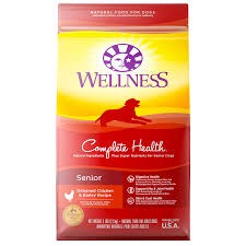 Wellness Complete Health Senior (Chicken & Barley)